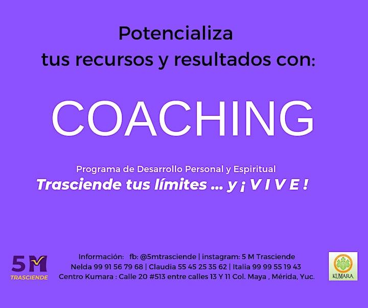 Imagen de Programa Trasciende tus limites y ¡VIVE!