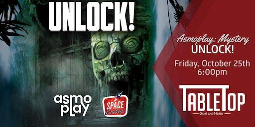 AsmoPlay Mystery: UNLOCK!