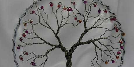 Wire Tree of Life Workshop tickets