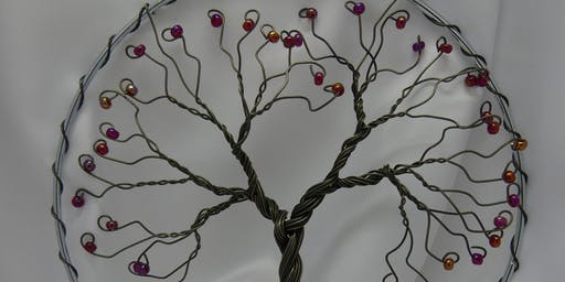 Wire Tree of Life Workshop