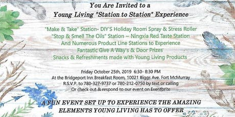 "Young Living ""Station to Station"" Experience tickets"