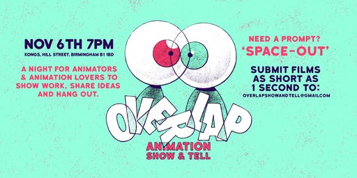 OVERLAP Animation Show & Tell: 'Control'