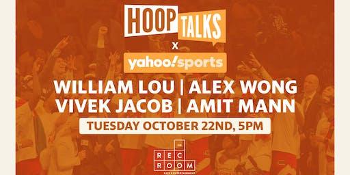Hoop Talks Watch Party with Yahoo! Sports: Raptors season opener