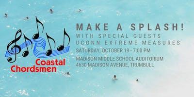 The Coastal Chordsmen Make a Splash! - Cavalcade of Harmony