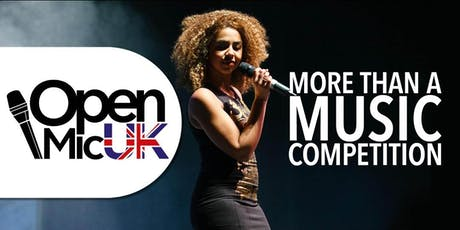 Music open mic regional final  Isabella Fletcher  tickets