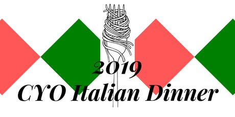 Our Lady of Guadalupe CYO Annual Italian Dinner 2019 tickets