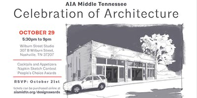 AIA MidTN 2019 Celebration of Architecture
