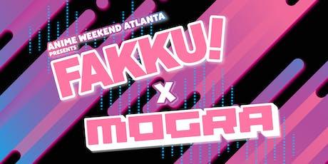 FAKKU X MOGRA  Free 18+ Halloween Party  @ Anime Weekend Atlanta tickets