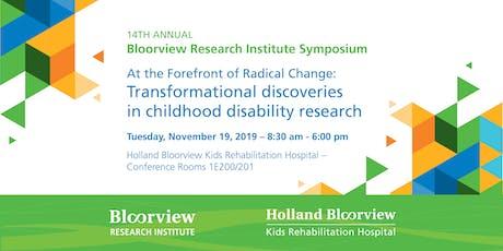 14th Annual BRI Symposium tickets