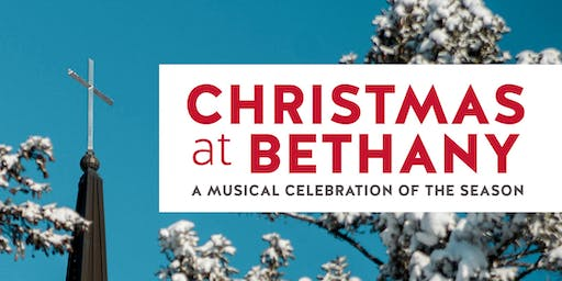 Christmas at Bethany Concert