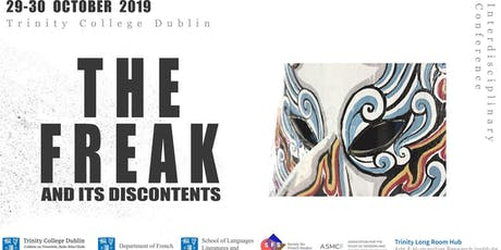 The Freak and its Discontents - Conference tickets