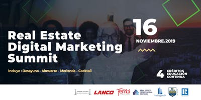 Real Estate Digital Marketing Summit