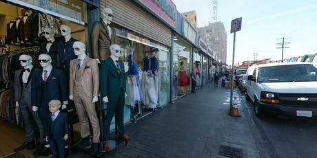 F.11 Field Trip - LA Garment District + tickets