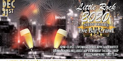 Little Rock NYE Bar Crawl