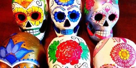 Skull Painting Art Workshop tickets