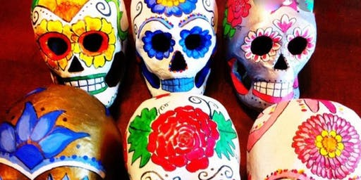 Skull Painting Art Workshop