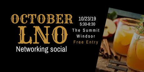 October Social at the Summit tickets
