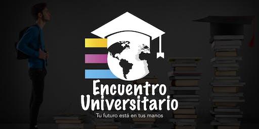 Encuentro Universitario 2019