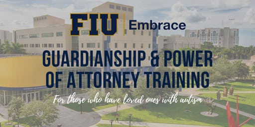 Guardianship & Power of Attorney Training