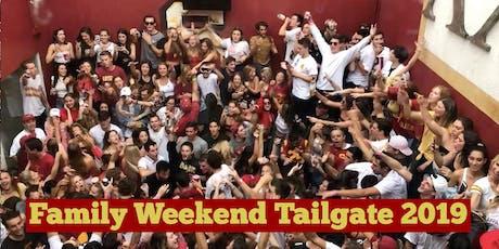USC LXA Family Weekend Tailgate tickets