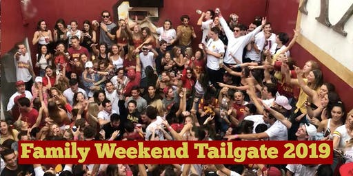 USC LXA Family Weekend Tailgate