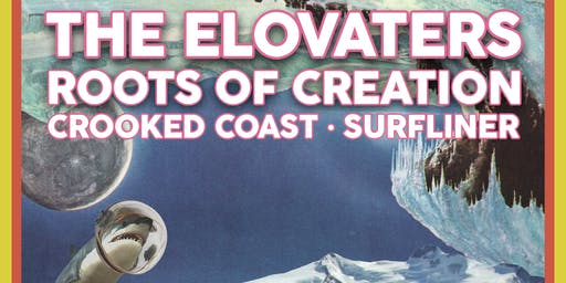 The Elovaters w/ Roots of Creation at Paradise Rock Club