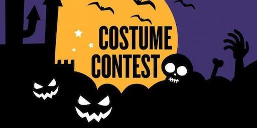 DIY Halloween Costume Contest