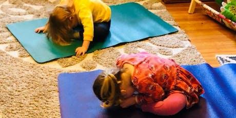 Community Family Yoga tickets