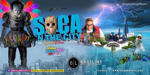 SOCA IN THE CITY (The SocaWeen Edition)