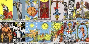 Learn the Tarot - Major Arcana