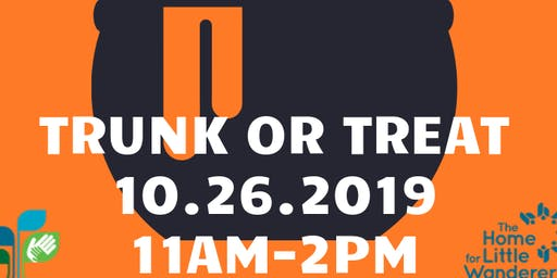 Trunk or Treat Halloween Spectacular! 2019