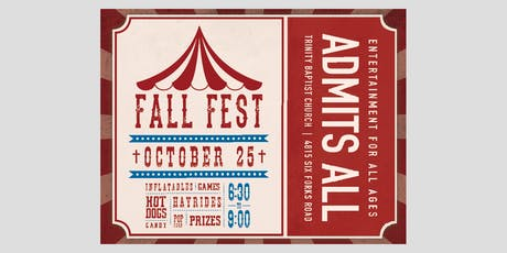 Midtown Community Fall Fest tickets