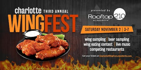 Charlotte WING Fest | 3rd Annual  tickets