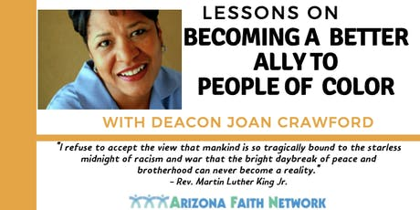 Becoming a Better Ally to People of Color tickets