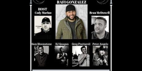 The Basement Presents: Rafi Gonzalez tickets