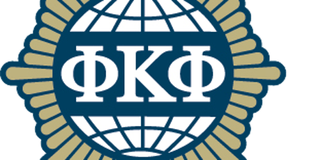 Phi Kappa Phi Induction Ceremony tickets