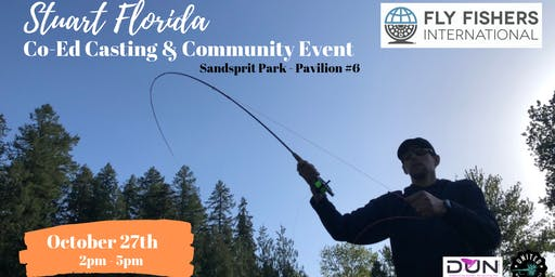 Stuart FL - Community Casting Event