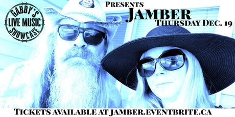 Jamber - Gabby's Live Music Showcase tickets