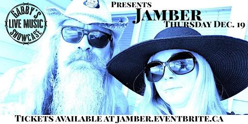 Jamber - Gabby's Live Music Showcase