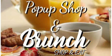 Black Friday Popup Show & Brunch tickets