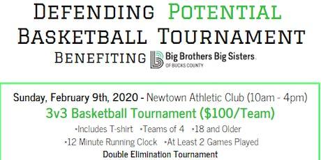 3 vs 3 Basketball Tournament - Benefiting Big Brothers Big Sisters tickets