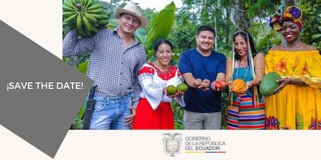 Ecuador Premium & Sustainable International Forum boletos