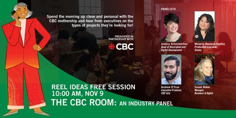 The CBC Room: An Industry Panel tickets