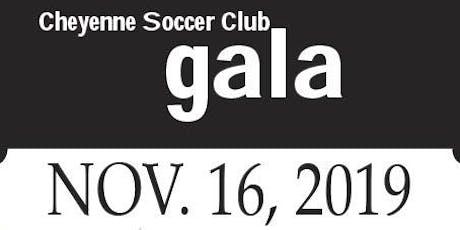 2019 Cheyenne Soccer Club Gala tickets