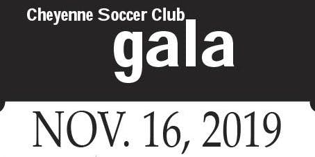 2019 Cheyenne Soccer Club Gala