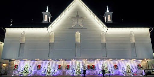 Christmas Light Drive-Through at Stone Gables Estate