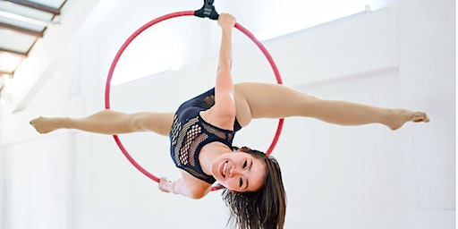 Intro to Aerial Arts- 9th through 12th grade.