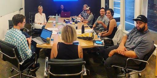 Nashville Freelancers Union SPARK: November Networking Hour