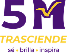 5 M Trasciende logo