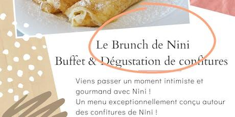 Le Brunch de Nini billets